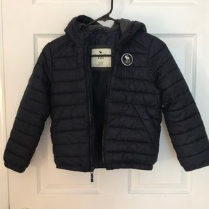 Boys Abercrombie Kids Winter Jacket